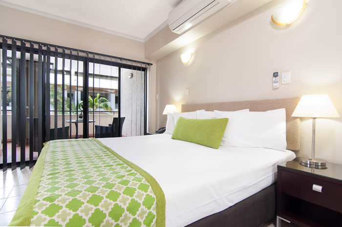 Regal Port Douglas bedrooms