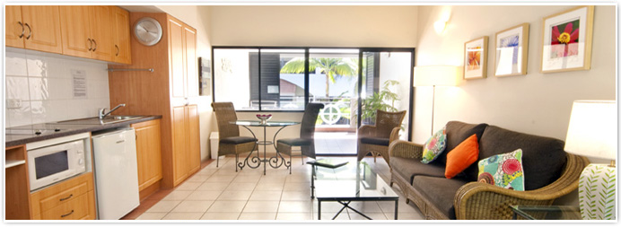 Regal Port Douglas holiday accommodation apartments and resort.