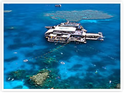 Regal Port Douglas holiday accommodation resort with cruises of The Great Barrier Reef.