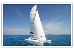 Regal Port Douglas holiday accommodation resort with sailing through The Great Barrier Reef.